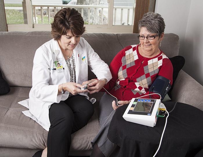 Ohio's Hospice Of Butler & Warren Counties Helps Heart Patients