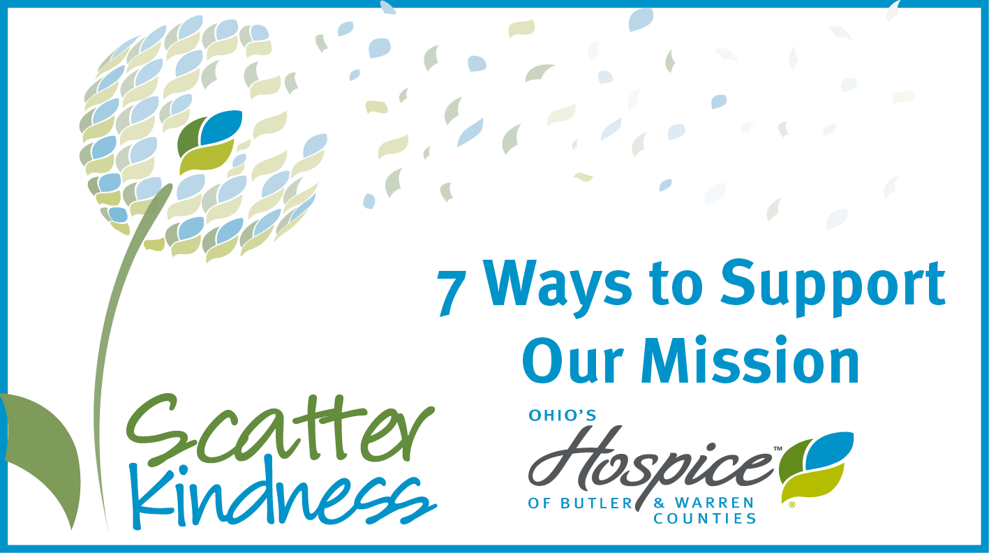 7 Ways To Support Our Mission
