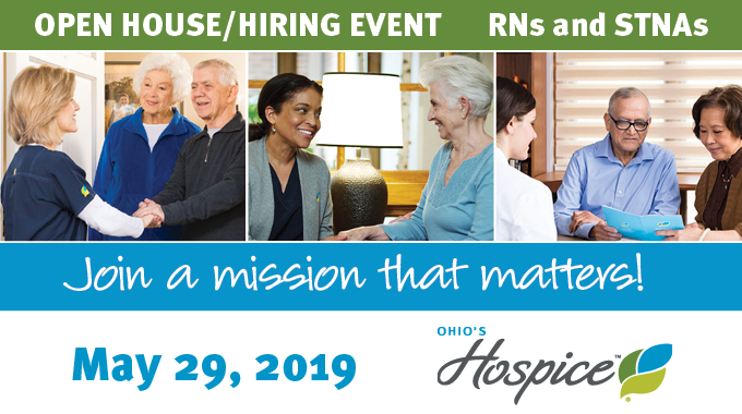 Open House/Hiring Event