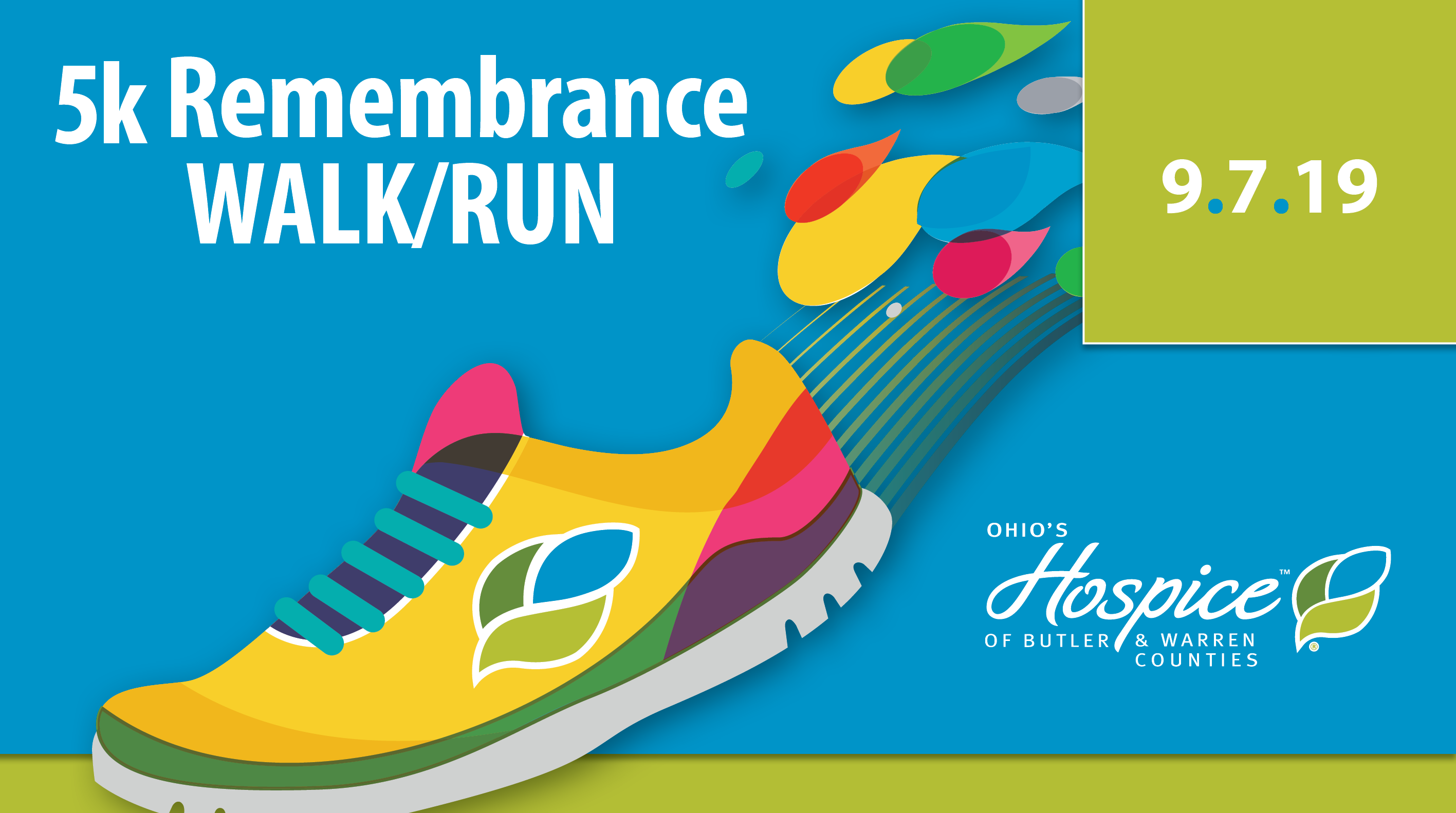 Ohio's Hospice of Butler & Warren Counties Annual Remembrance Walk/Run