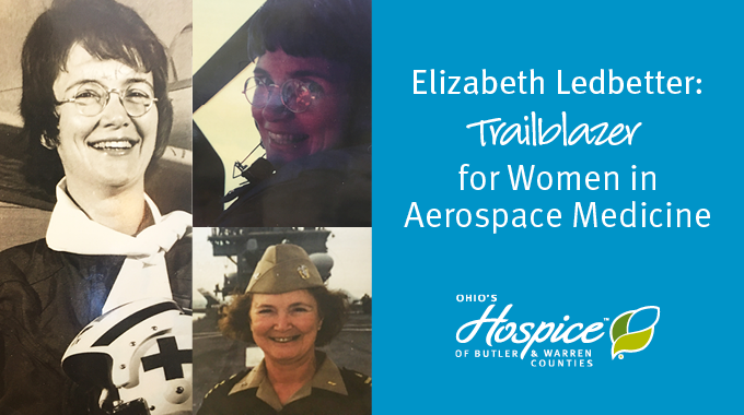Elizabeth Ledbetter: Trailblazer For Women In Aerospace Medicine