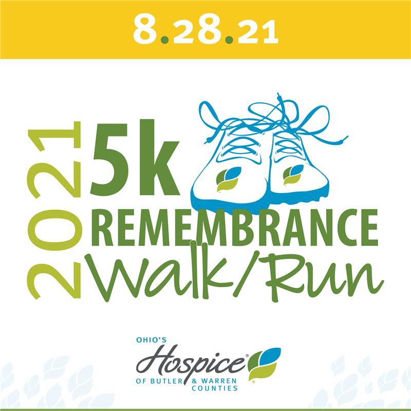 2021 5k Remembrance Walk/Run